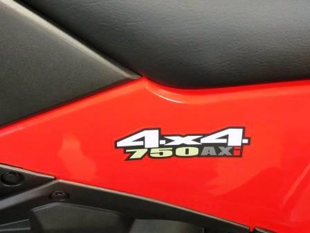 2017 Suzuki KingQuad 750AXi in Romney, West Virginia