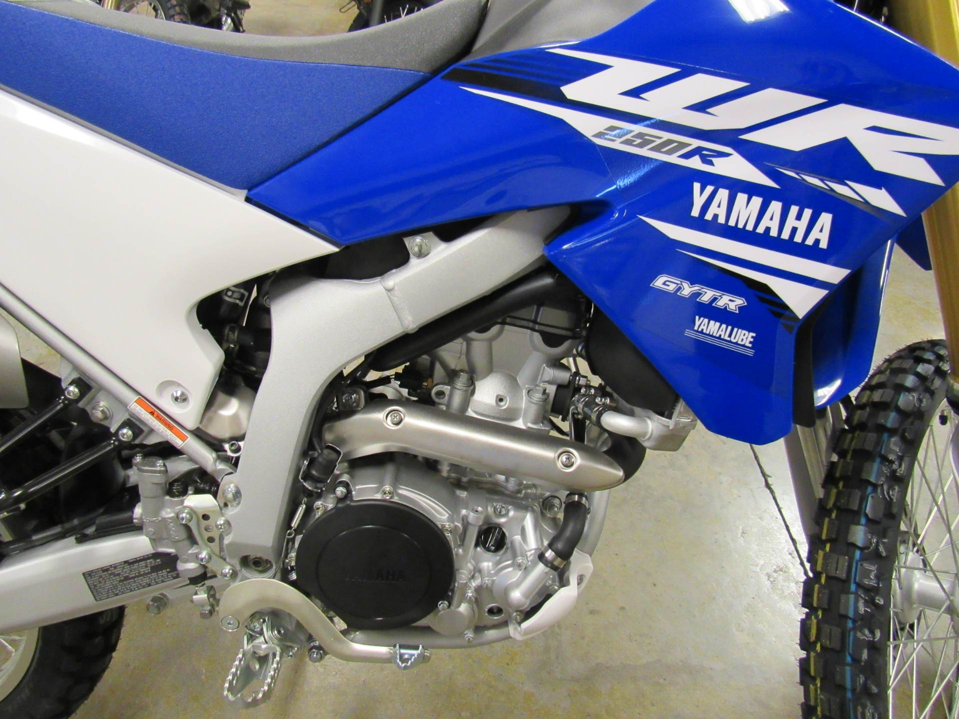 2018 Yamaha WR250R in Romney, West Virginia