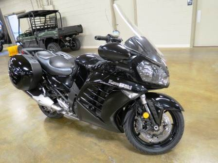 2012 Kawasaki Concours™ 14 ABS in Romney, West Virginia