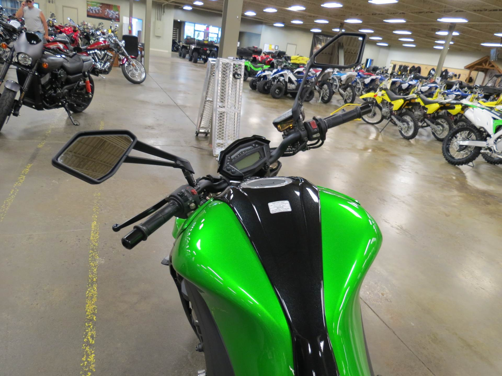 2015 Kawasaki Z1000 ABS in Romney, West Virginia