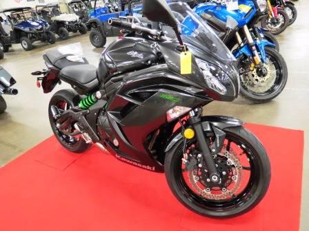 2016 Kawasaki Ninja 650 ABS in Romney, West Virginia