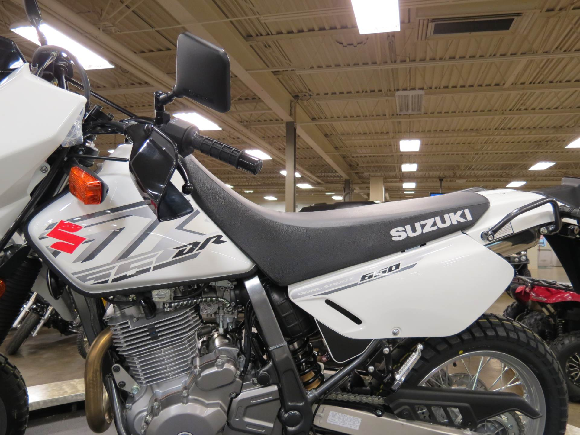 2018 Suzuki DR650S in Romney, West Virginia