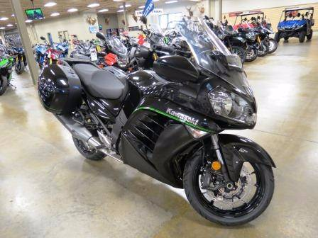 2016 Kawasaki Concours 14 ABS in Romney, West Virginia