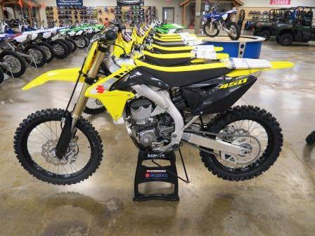2017 Suzuki RM-Z450 in Romney, West Virginia