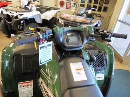 2017 Kawasaki Brute Force 750 4x4i in Romney, West Virginia