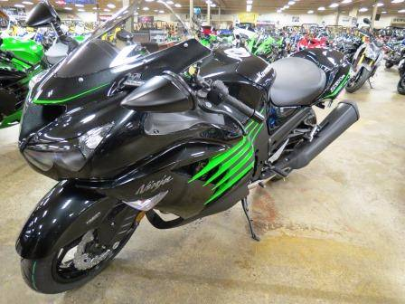 2017 Kawasaki NINJA ZX-14R ABS in Romney, West Virginia