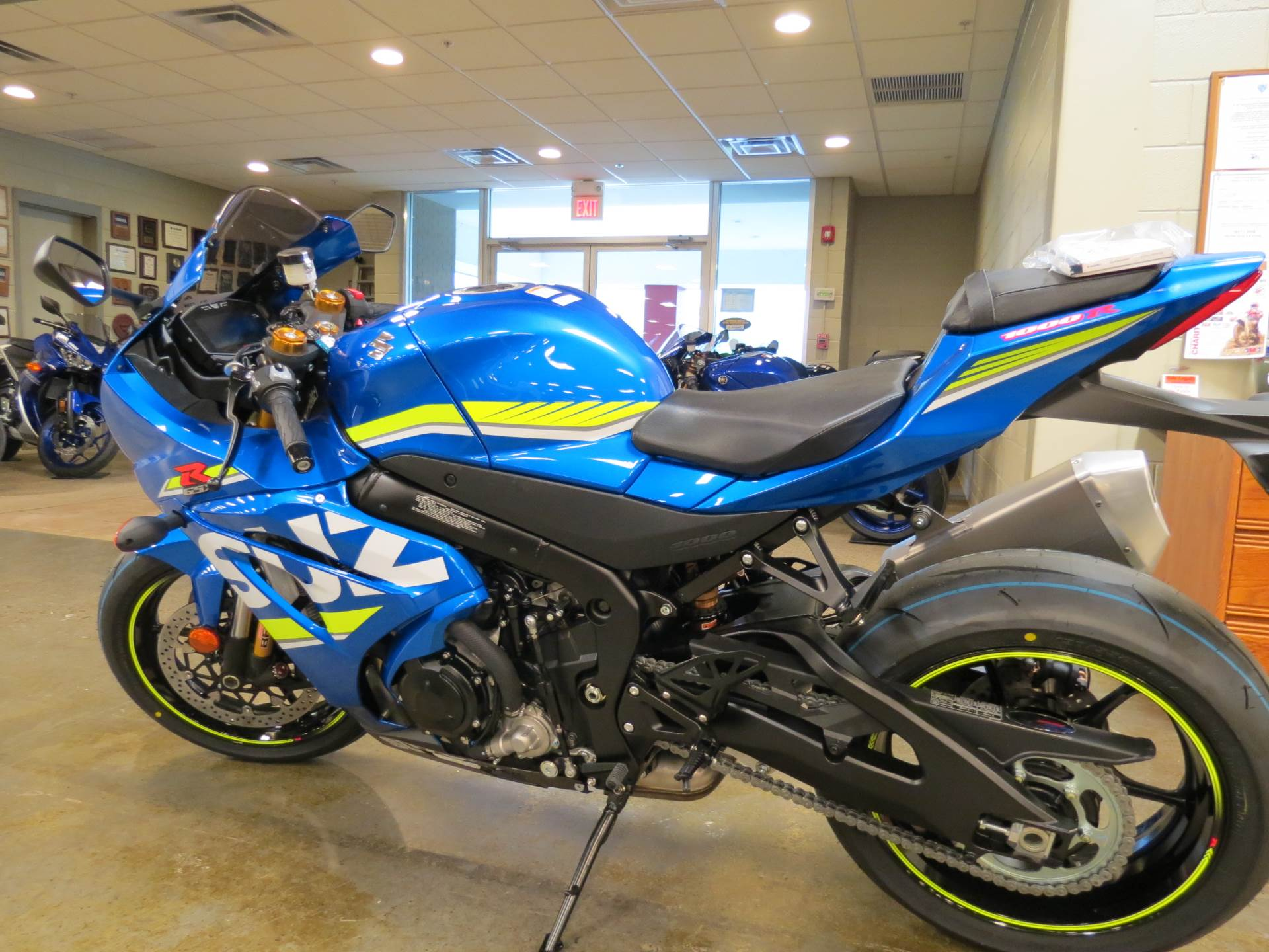 2017 Suzuki GSX-R1000R in Romney, West Virginia