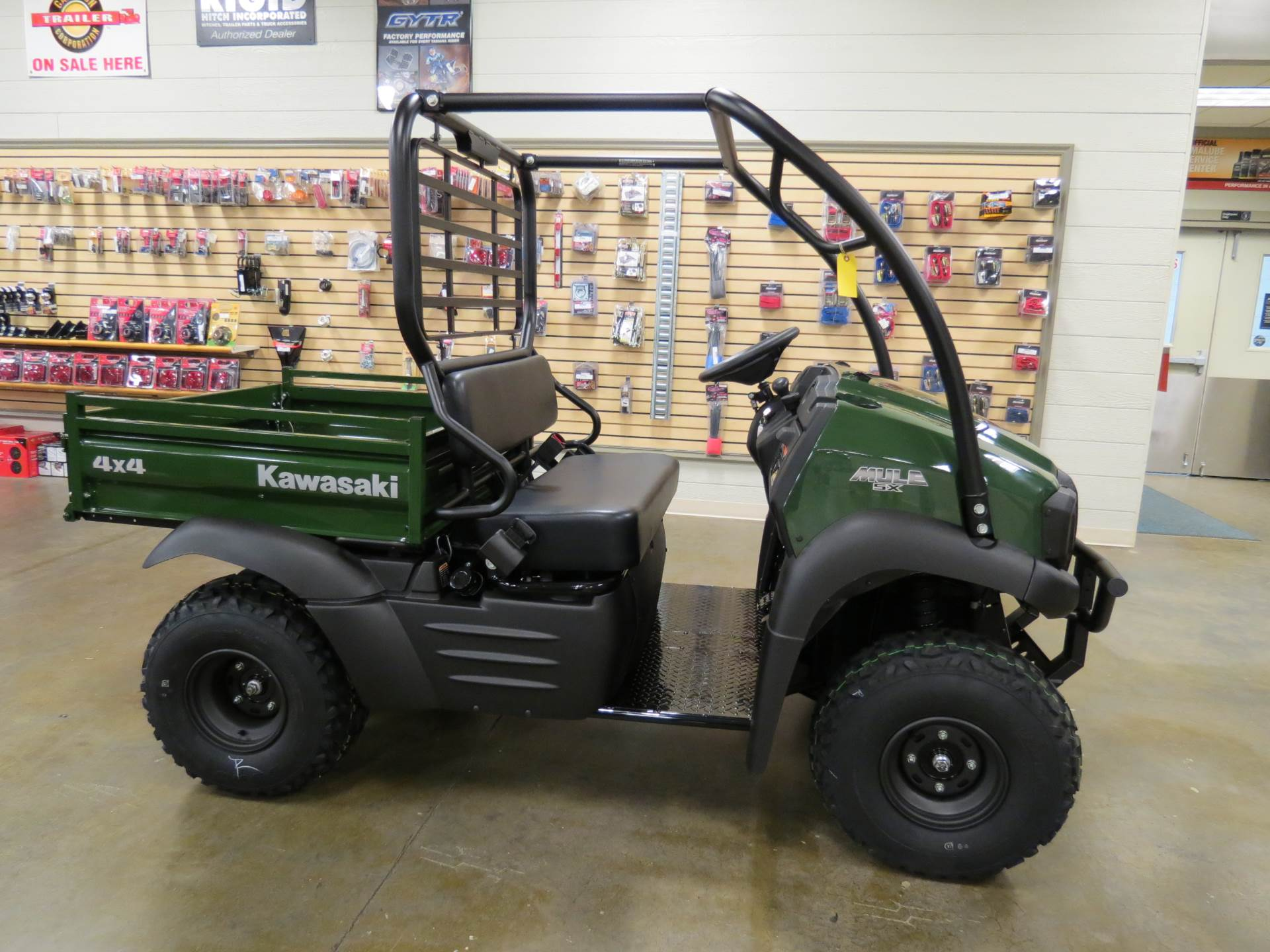 2018 Kawasaki Mule SX 4X4 in Romney, West Virginia