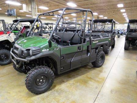 2018 Kawasaki Mule PRO-FX EPS in Romney, West Virginia