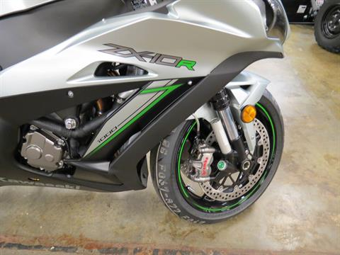 2018 Kawasaki NINJA ZX-10R in Romney, West Virginia