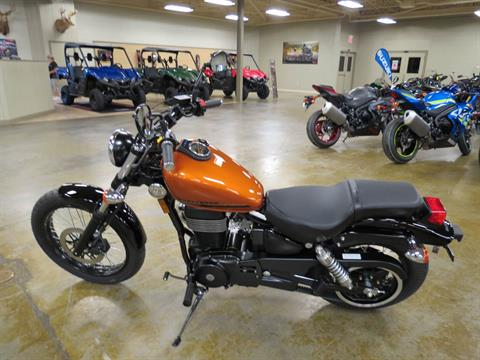 2017 Suzuki Boulevard S40 in Romney, West Virginia