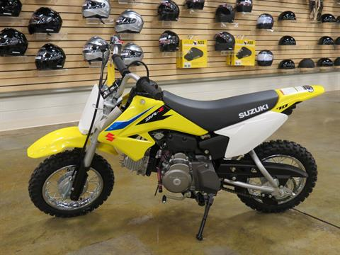 2018 Suzuki DR-Z70 in Romney, West Virginia