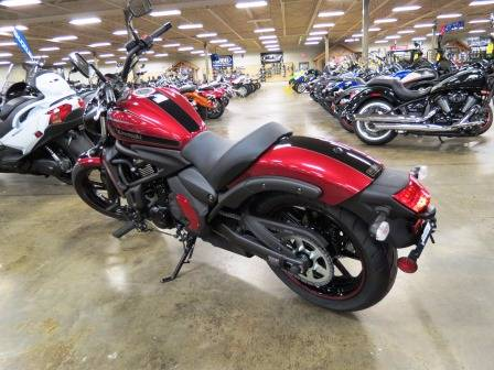 2017 Kawasaki Vulcan S ABS SE in Romney, West Virginia