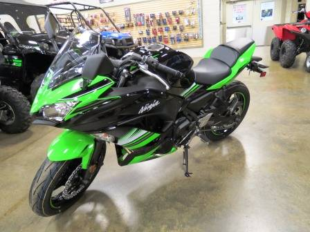 2017 Kawasaki Ninja 650 ABS KRT Edition in Romney, West Virginia