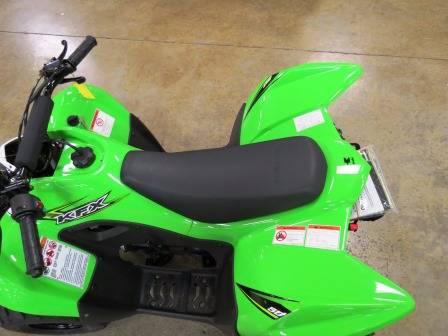 2017 Kawasaki KFX50 in Romney, West Virginia