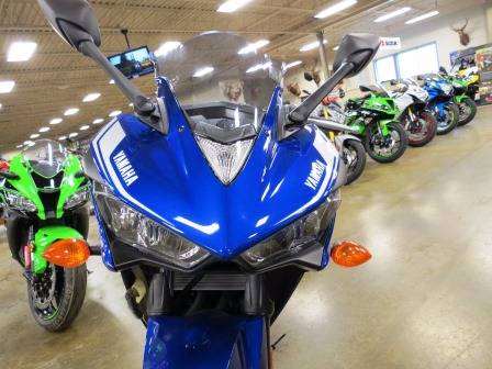2017 Yamaha YZF-R3 in Romney, West Virginia