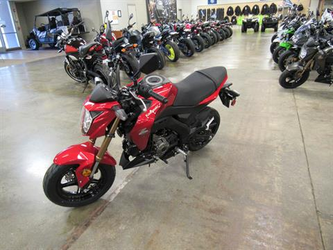 2018 Kawasaki Z125 Pro in Romney, West Virginia