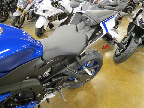 2017 Yamaha YZF-R6 in Romney, West Virginia
