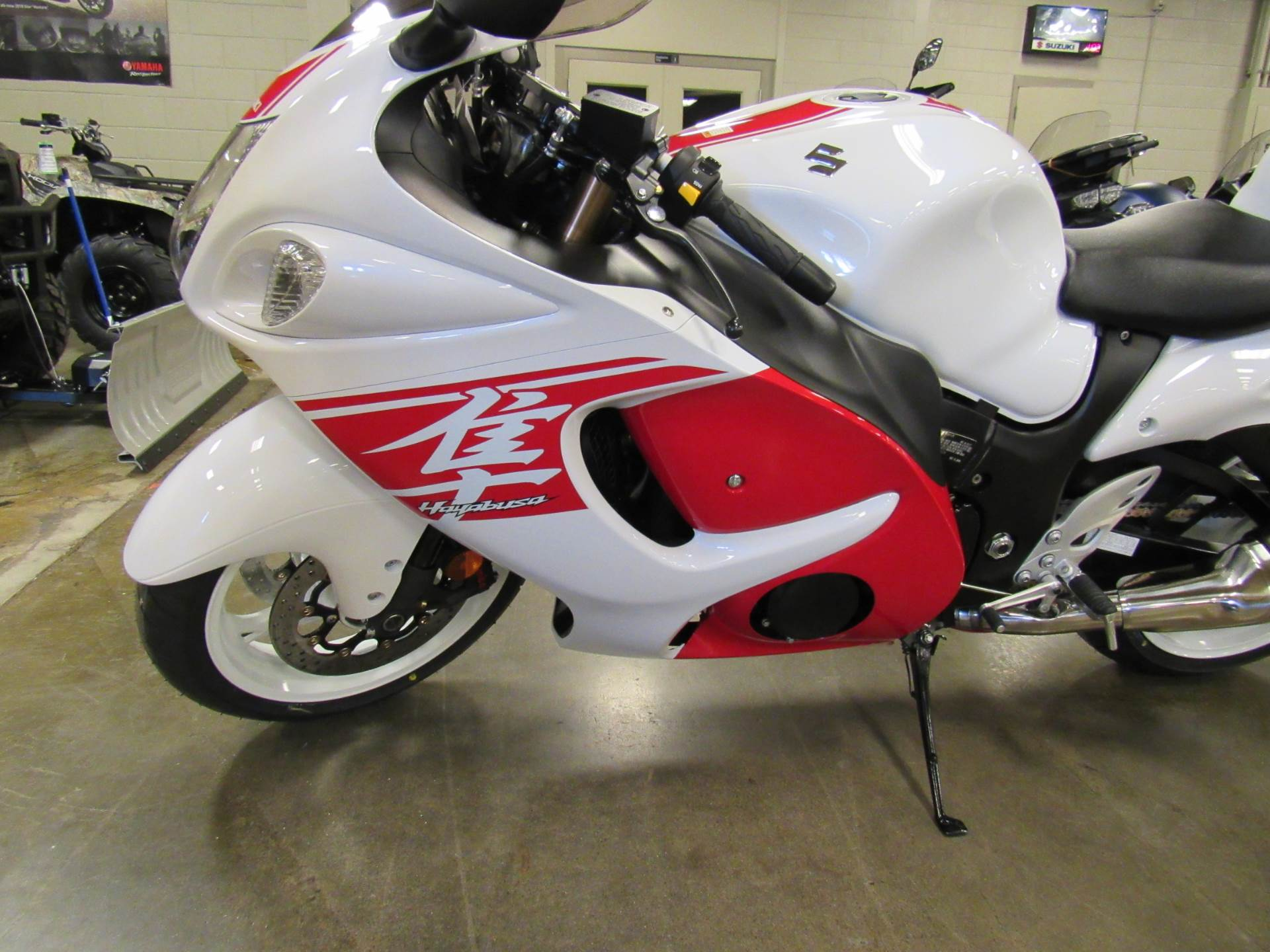 2018 Suzuki Hayabusa in Romney, West Virginia