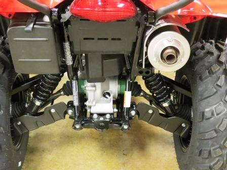 2017 Suzuki KingQuad 500AXi Power Steering in Romney, West Virginia