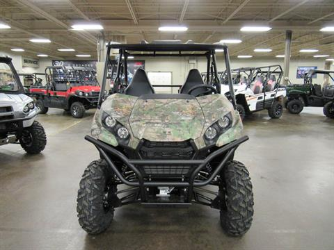 2018 Kawasaki Teryx Camo in Romney, West Virginia