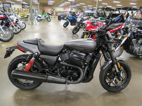 2017 Harley-Davidson Street® 750 in Romney, West Virginia