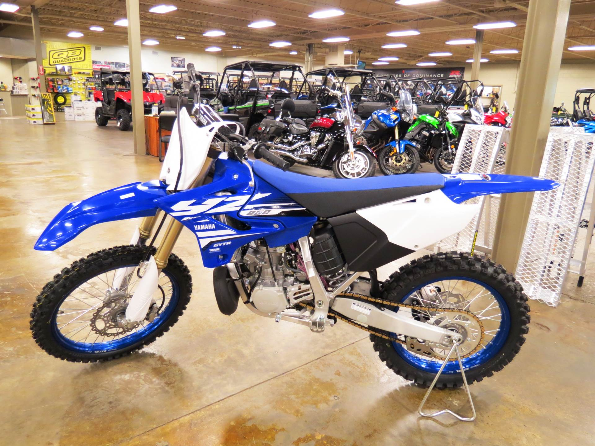 2018 yamaha yz250 motorcycles romney west virginia 35125 for Yamaha installment financing