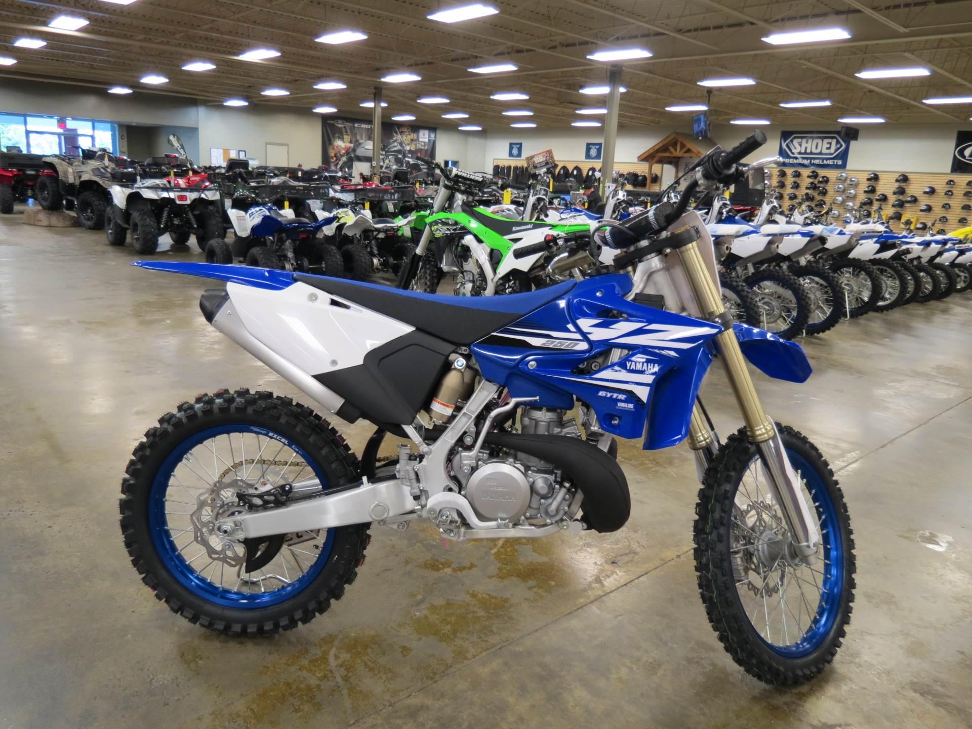 2018 Yamaha YZ250 Motorcycles Romney West Virginia 35125