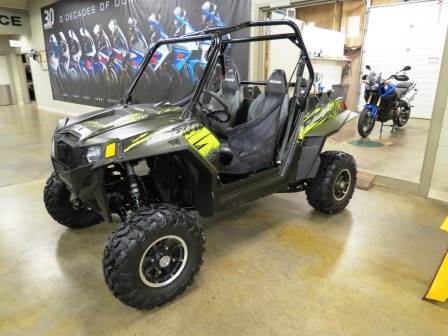 2013 Polaris RZR® XP™ 900 EPS LE in Romney, West Virginia
