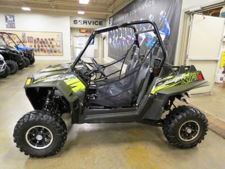 2013 Polaris RZR® XP™ 900 EPS LE in Romney, West Virginia