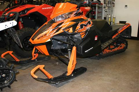 "2015 Arctic Cat M 8000 153"" Sno Pro® in Laramie, Wyoming"