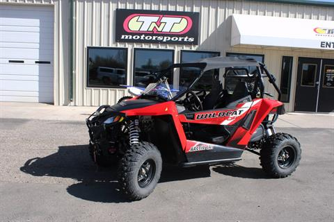2016 Arctic Cat Wildcat Sport in Laramie, Wyoming