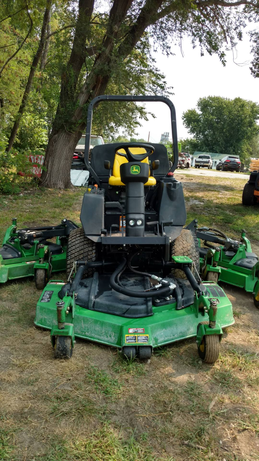 2010 John Deere 1600 Series II Turbo WAM in Chillicothe, Missouri