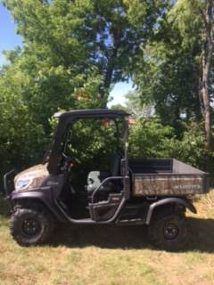 2016 Kubota RTV-X900 Worksite Camo in Chillicothe, Missouri
