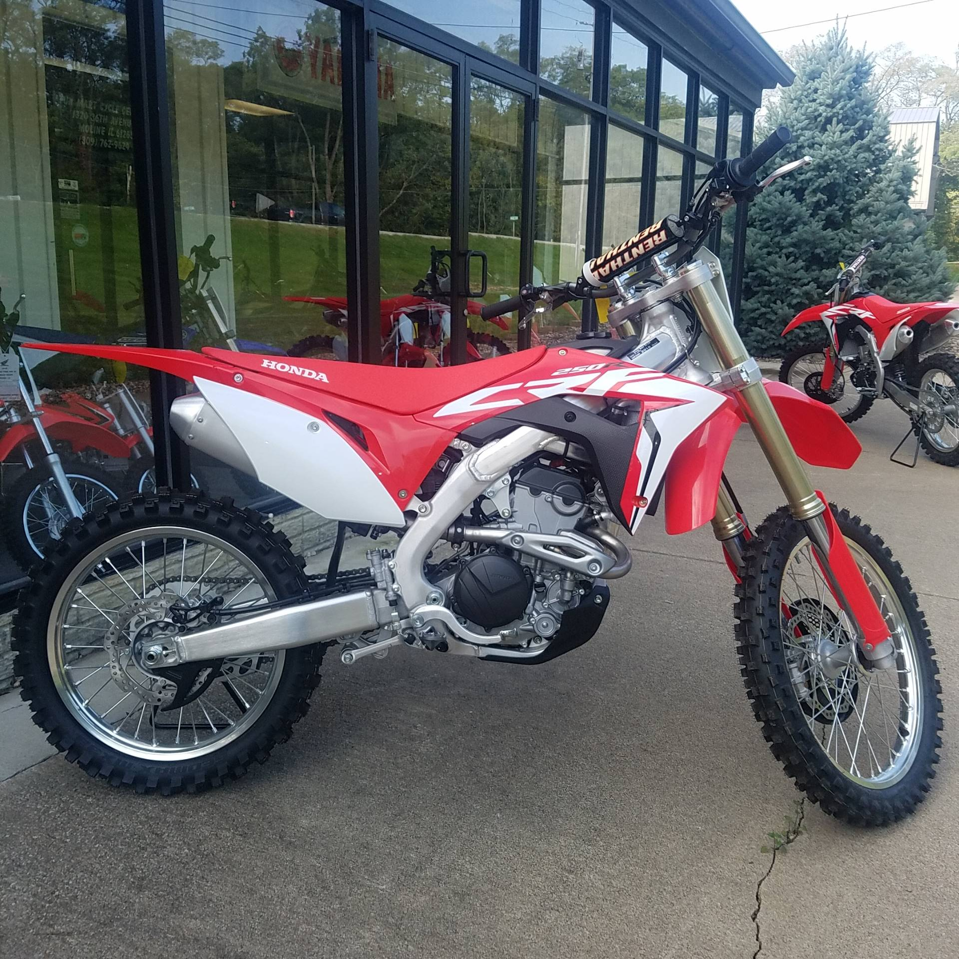 2018 Honda CRF250R in Moline, Illinois - Photo 2