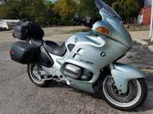 1996 BMW R1100RTL A in Moline, Illinois