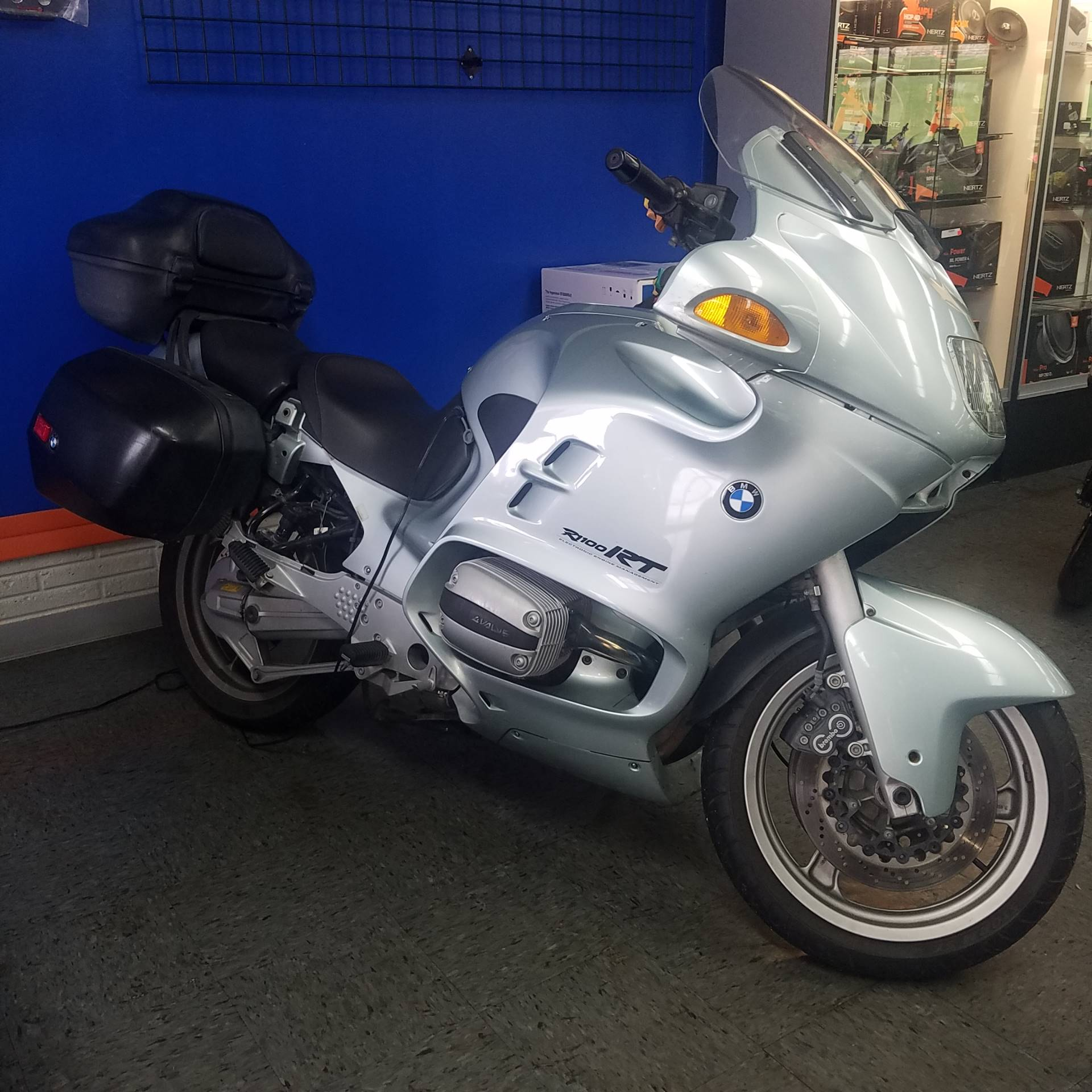 1996 BMW R1100RTL A in Moline, Illinois - Photo 1