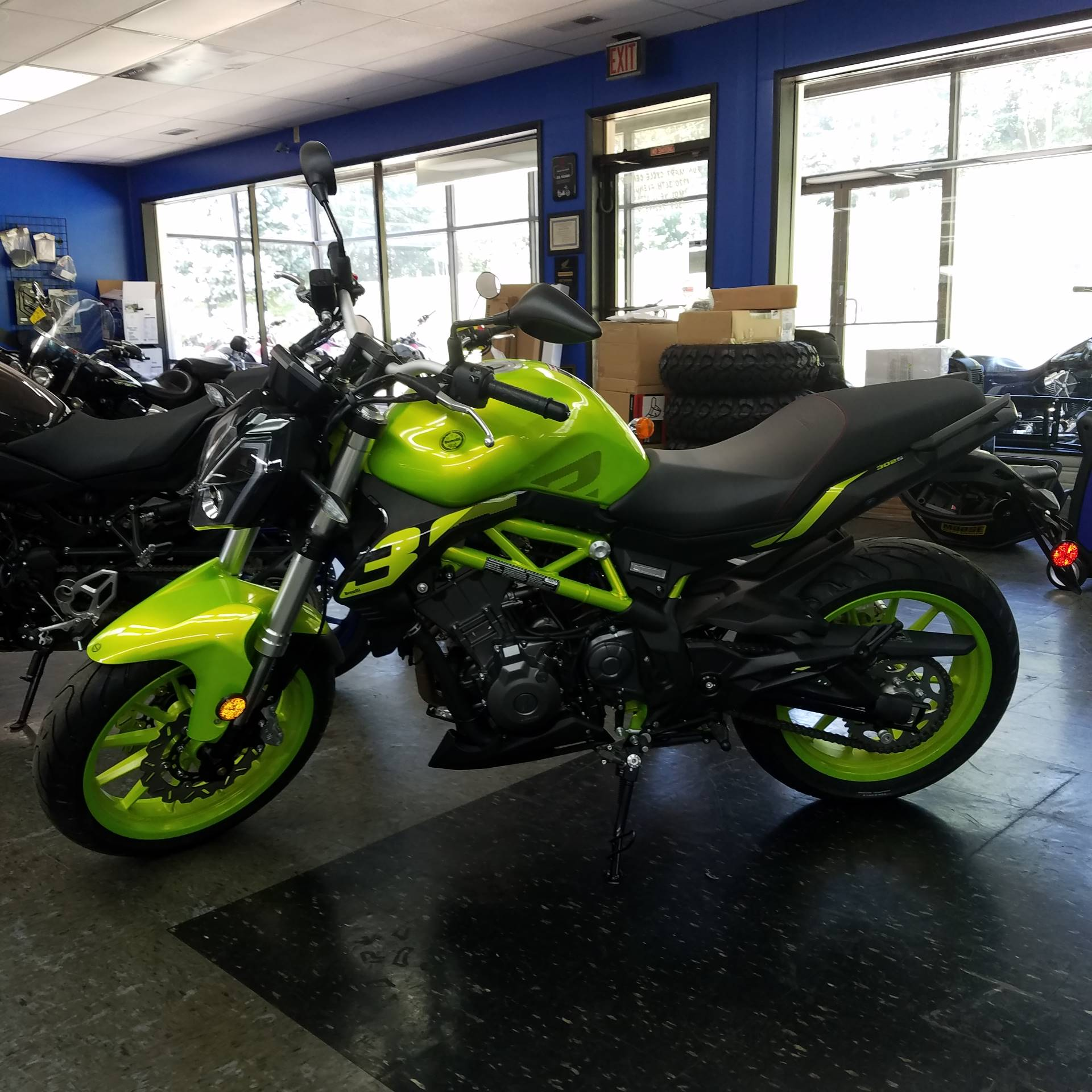 2020 Benelli 302S in Moline, Illinois - Photo 2
