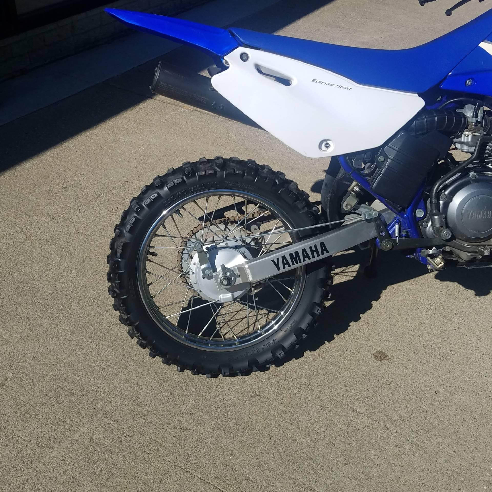 2004 Yamaha TTR125LE 6