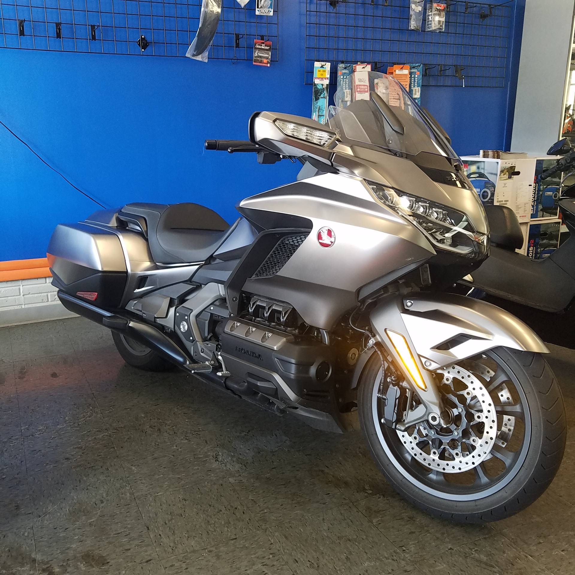 2018 Honda Gold Wing in Moline, Illinois - Photo 1