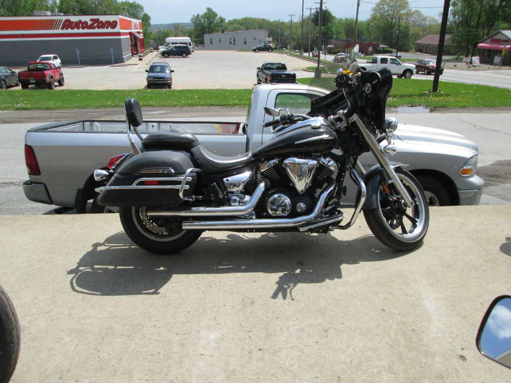 2011 Yamaha V Star 950  in New Castle, Pennsylvania