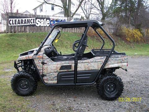 2014 Kawasaki Teryx® Camo in New Castle, Pennsylvania