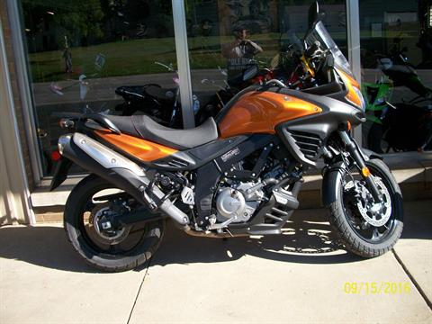 2012 Suzuki V-Strom 650 ABS in New Castle, Pennsylvania