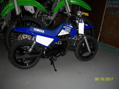 2017 Yamaha PW50 in New Castle, Pennsylvania