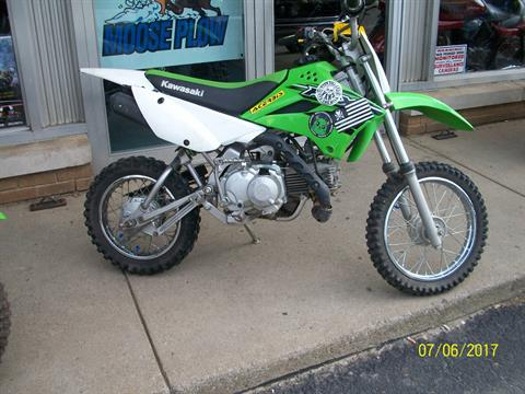 2015 Kawasaki KLX®110L in New Castle, Pennsylvania