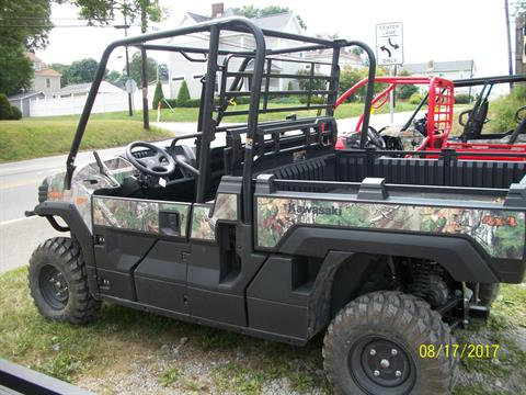 2016 Kawasaki Mule Pro-FX EPS Camo in New Castle, Pennsylvania