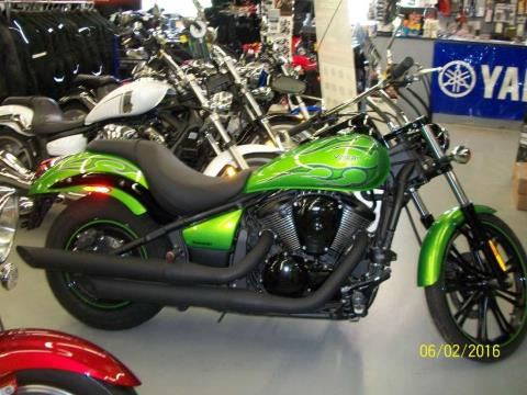 2014 Kawasaki Vulcan® 900 Custom in New Castle, Pennsylvania