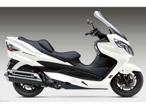2012 Suzuki Burgman™ 400 ABS in New Castle, Pennsylvania