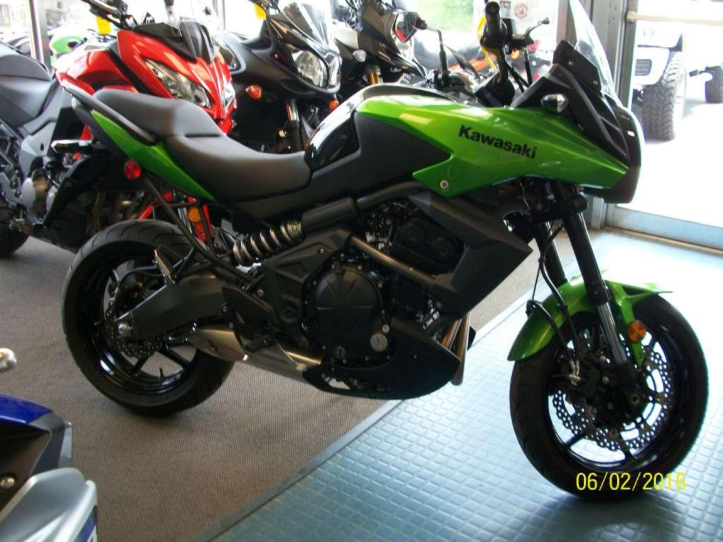 2014 Kawasaki Versys® 650 ABS in New Castle, Pennsylvania