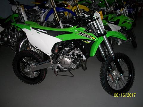 2018 Kawasaki KX 85 in New Castle, Pennsylvania